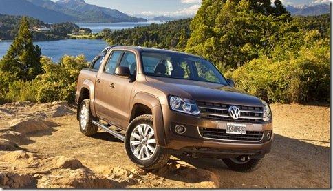 Volkswagen Amarok é finalmente lançada