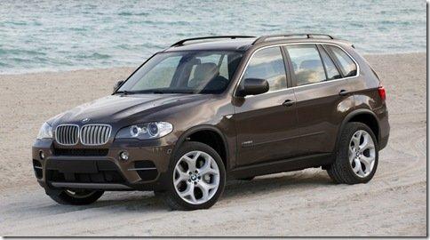 Fotos da reestilização do BMW X5 caem na rede