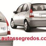 Citroën C3 ganhará versão Solaris com teto-solar