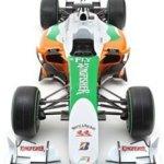 Red Bull e Force India apresentam seus carros