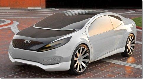 Kia Ray Concept é revelado