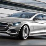 Mercedes F800 Design Study adianta linhas do novo CLS
