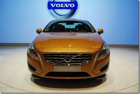 Salão de Genebra 2010: Volvo S60