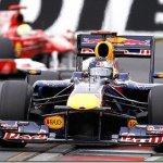 Vettel larga em primeiro no GP da Austrália