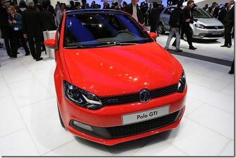 Salão de Genebra 2010 – Volkswagen Polo GTI