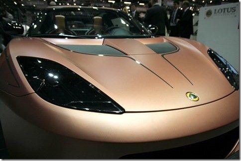 Salão de Genebra 2010 – Lotus Evora 414E Hybrid Concept