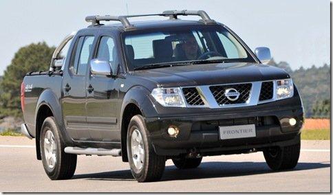 Nissan Frontier é convocada para recall