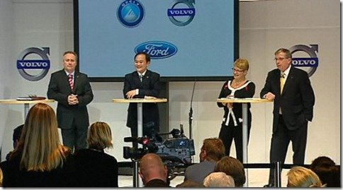 Geely finaliza compra da Volvo