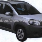 Vazam informações e detalhes tecnicos oficiais do novo Fiat Uno/327