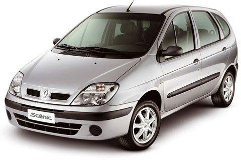 Renault relança Scénic Kids