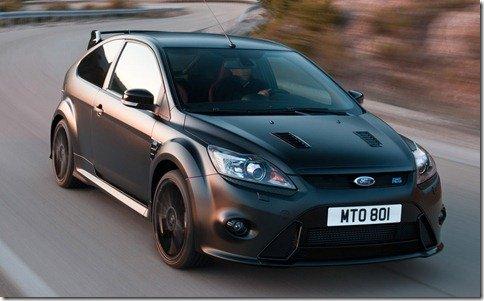 Ford Focus RS500 tem imagens reveladas