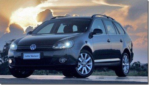 Volkswagen lança nova Jetta Variant no Brasil