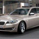 BMW revela o novo Serie 5 Touring