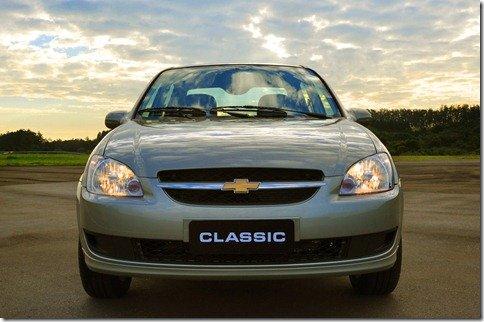 Chevrolet apresenta linha 2011 do Classic