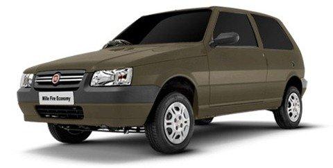 Fiat Mille 2011 já está no site da montadora
