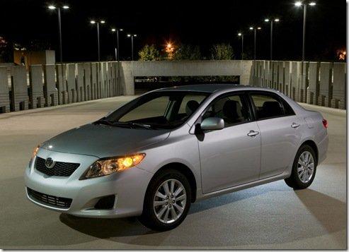Toyota anuncia que fará 'recall' preventivo no Brasil