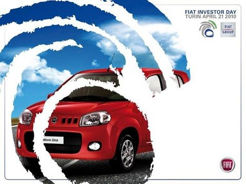 Os planos da Fiat para os próximos anos
