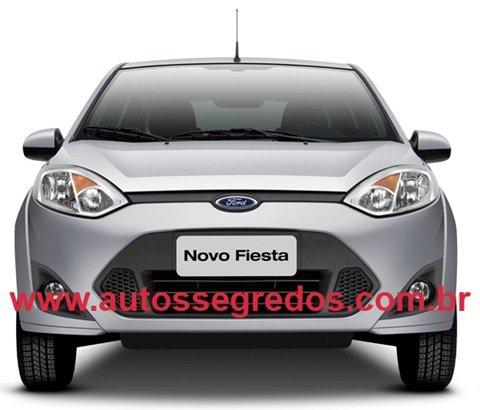 Fiesta 2011: detalhes são revelados através de material da própria Ford