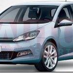 Novo Golf VII poderá ser vendido no Brasil; projeções antecipam linhas do modelo