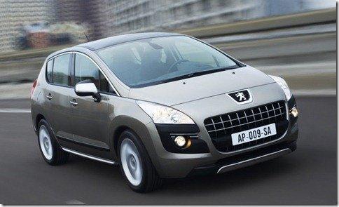 Peugeot 3008 chega no segundo semestre
