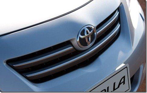 Toyota é multada em 16 milhões de dólares por ocultar defeitos nos aceleradores