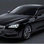 BMW Gran Coupé Concept