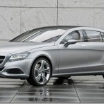 Mercedes apresenta o Shooting Break Concept
