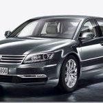 Volkswagen Phaeton é reestilizado para 2011