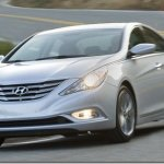 Hyundai Sonata híbrido e Turbo são apresentados em Nova York