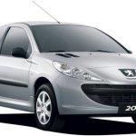 Peugeot 207 X-Line passa a ter opcionais