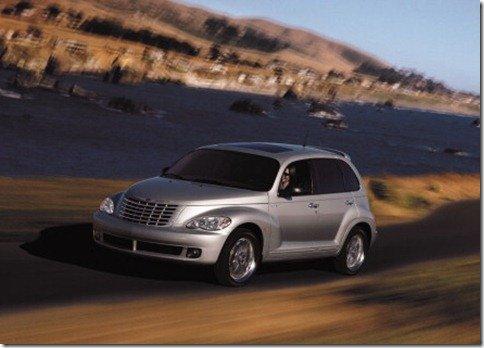 Chrysler Pt Cruiser ganha edição comemorativa aos seus 10 anos