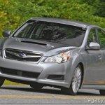 Subaru está lançando o Legacy e o Outback 2010