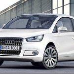 Novo Audi A2 deve ser lançado em 2012