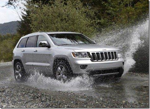 Jeep apresenta o Grand Cherokee 2011