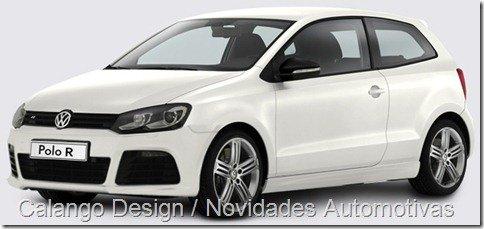 Volkswagen Polo ganhará versão R com 210cv