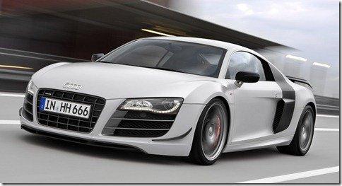 Audi R8 GT é revelado