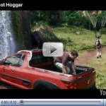 Video – Comercial da Peugeot Hoggar 2011