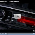 Video – Interior do Citroën AirCross