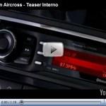 Video – Interior do Citroën AirCross