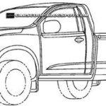 Vazam imagens de patente da nova S10; e Chevrolet inicia produção de peças da nova Montana