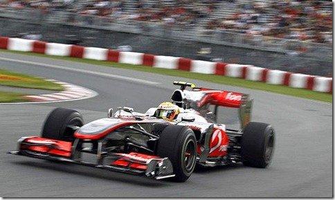 GP do Canadá – Lewis Hamilton larga na Pole Position