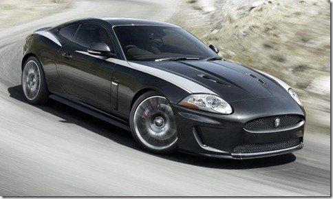 Jaguar comemora seus 75 anos com o XKR 75
