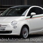 Fiat 500 poderá ter versão cupê e roadster