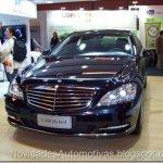 Mercedes-Benz lança o primeiro veículo híbrido do Brasil, a S400 Hybrid