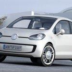 Conceito UP! dará origem a um novo compacto da Volkswagen