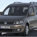 Volkswagen Caddy 2011 é revelado