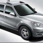 Haima7, SUV chinês estará no Salão de São Paulo