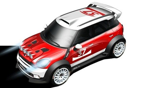 MINI Countryman participará do WRC