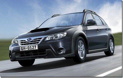 Subaru irá oferecer Impreza off-road no Brasil