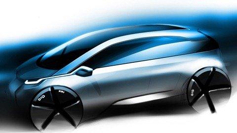 BMW Megacity será promovido durante as Olimpíadas de 2012